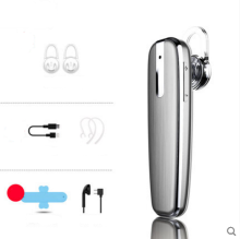 Ins AI P86 Wireless Bluetooth headset For Apple Android phones and IPAD -Silver