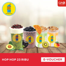Hop-Hop Voucher Value Rp 23.000