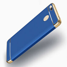 JOVEINS Xiaomi Redmi Note 5A Case 3 in 1 Electroplate Frame Matte Metal Cover for Xiaomi Redmi Note 5A Case