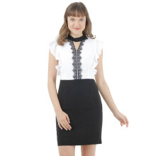 THE EXECUTIVE Ladies 5-Ddwfem217J017 - Black