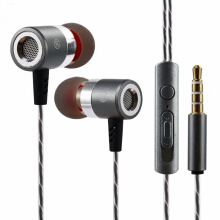 T-max M13 3.5mm In-Ear Earphones Stereo Headset Handsfree Music Sport Earbuds With Mic for iPhone Xiaomi Huawei
