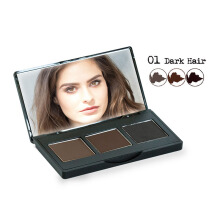 THE BROWGAL Convertible Brow 01 Dark Hair