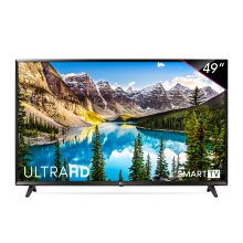 [DISC] LG LED TV 49UJ632T 49 Inch UHD Smart TV - Hitam