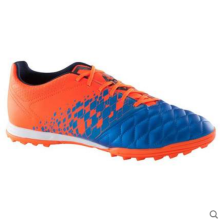 KIPSTA Artificial grass indoor soccer shoes 8391022 -Orange&Blue