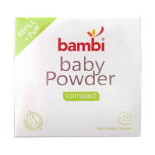 Bambi Baby Compact Powder - 40 gr