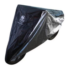 PITSTOP Stylish Motorcycle Cover