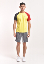 Dellow - Yellow Short Sleeve