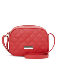YANNICK SM WOMAN SLINGBAG LEATHER ORIGINAL Red