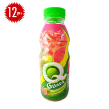 QGUAVA Minuman Rasa Jambu (New Packaging) Carton 350ml x 12pcs