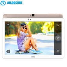 ALLDOCUBE / CUBE Free Young X7/T10 plus 4G Phablet Fingerprint Recognition  -  WHITE GOLDEN