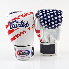 FAIRTEX Boxing Gloves STD US Flag BGV1-US