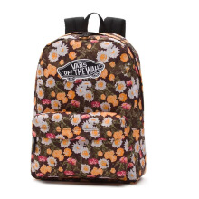 VANS Wm Realm Backpack Demitasse Ab - Demitasse Abstract Floral [One Size] VN000NZ0O2F