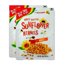 FLOWER FOOD Honey Sunflower Kernels 30gr x 2pcs