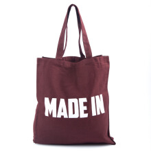 ANTHM Tote Bag-Red-AL