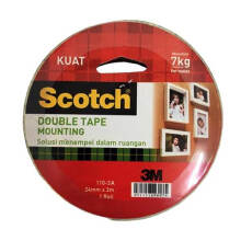 3M Scotch Double Tape Mounting 110-3A