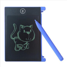 BESSKY 4.4-inch LCD EWriter Paperless Memo Pad Tablet Writing Drawing Graphics Board_