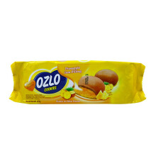 OZLO Pineapple Filled Cookies 125 gr