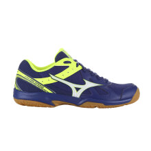 MIZUNO CYCLONE SPEED - BLUE DEPTHS / WHITE / SAFETY YELLOW