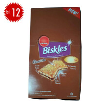 BISKIES Chocolate Box 36 gr x 12 pcs