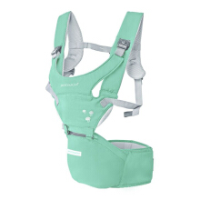 MOOIMOM Hipseat Carrier - Green