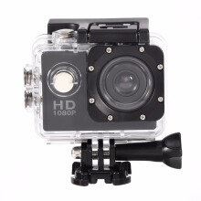 IVOLKS Waterproof Outdoor Cycling Sports Mini DV Action Camera Camcorder (Black) Black