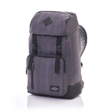American Tourister Yolo Backpack Gun Metal