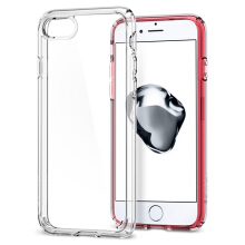 Spigen Ultra Hybrid 2 Case iPhone 8 / iPhone 7 - Crystal Clear