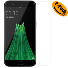 VEN Oppo A83 Tempered Glass  screen protector  {2-Pack}  TRANSPARENT