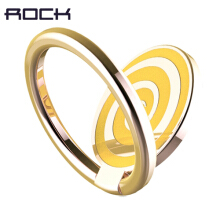 ROCK Universal Metal Ring Holder Slim Alloy Colorful 360 Rotation Finger Ring Holder Stand for iPhone 7 6 Galaxy S8