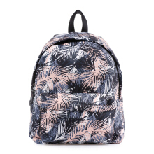VOITTO Backpack 1716 Leaves - Dark Grey