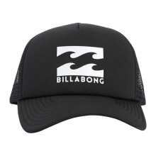 BILLABONG Podium Trucker - Black/White MAHTGPOD BWHALL