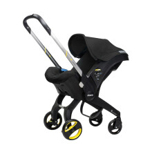 Doona Car Seat Stroller - Night Black
