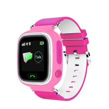 PEKY Q90 Smartwatch GPS Smart Watch For Children Baby Waterproof Position Wifi Location Finder Kid Anti Lost Monitor