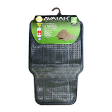 AVATAR 6003 Karpet Mobil - Smoke [4Pcs]
