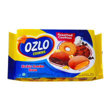OZLO Assorted Cookies 150 gr