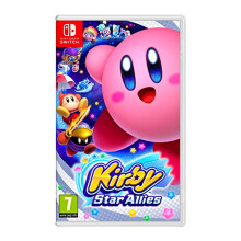 NINTENDO Switch Game - Kirby Star Allies