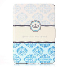 BESSKY Magnetic PU Leather Smart Case Flip Cover Skin For Amazon Kindle Paperwhite 1 2 3_ Multicolor