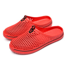 Couple Comfortable Beach Slippers 38 Red