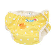 Swimava SWM401 Duckie Swimming Diaper - Yellow