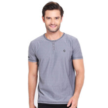 GREENLIGHT Men Tshirt 263101712 - Grey