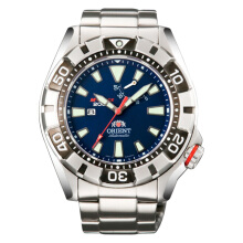 Orient M-Force Automatic Blue Dive 200M Stainless Steel [SEL03001D]
