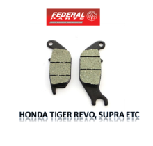 FEDERAL PARTS KAMPAS REM / PAD SET - HONDA TIGER REVO, SUPRA ETC (FP-06435-KPP-2700)