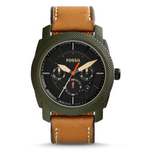 Fossil FS 5041 Green Brown