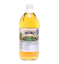 Heinz Apple Cider Vinegar ( Cuka Apel ) - 473 Ml