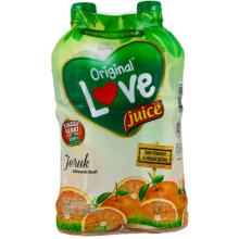 LOVE JUICE Orange 2ltr