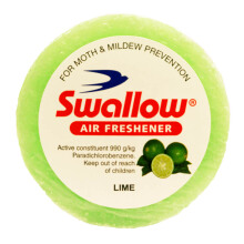 SWALLOW Kamper Air Freshener Lime