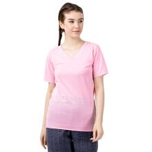 STYLEBASICS V-Neck Basic T-Shirt 185 - Pink