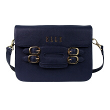 Elle 44127-08 Hand Bag - Navy Blue