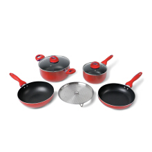 SUPRA Cookware Set Alat Masak Premium 7 Pcs (PM-7 CS)