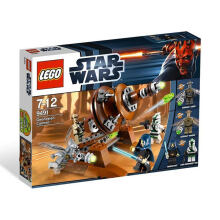 LEGO Star Wars Geonosian Cannon-9491